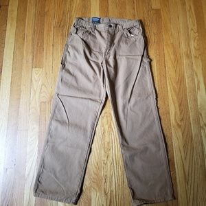 Dickies relaxed fit carpenter pants NWT khakis